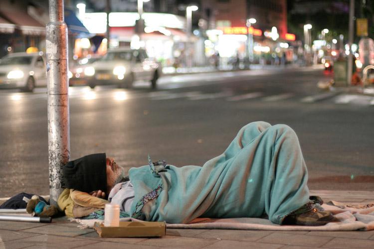 привет, бездомные!